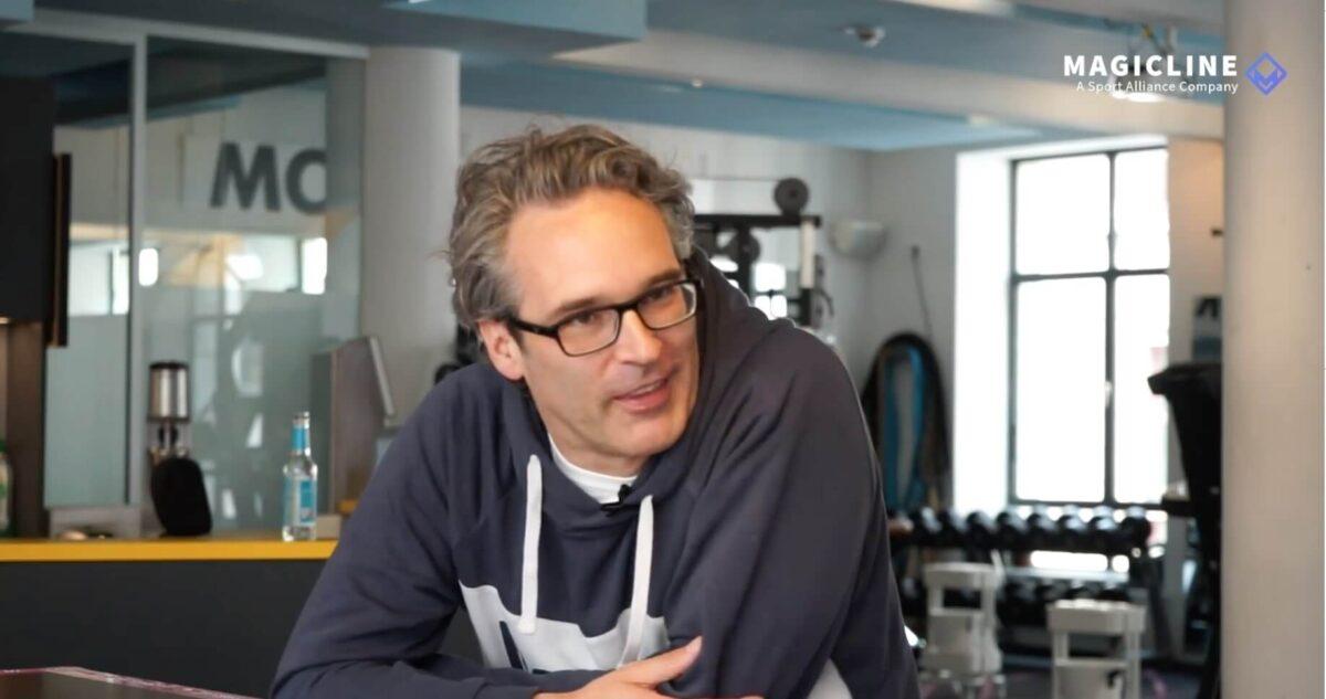 Daniel Hanelt, Geschäftsführer der Sport Alliance