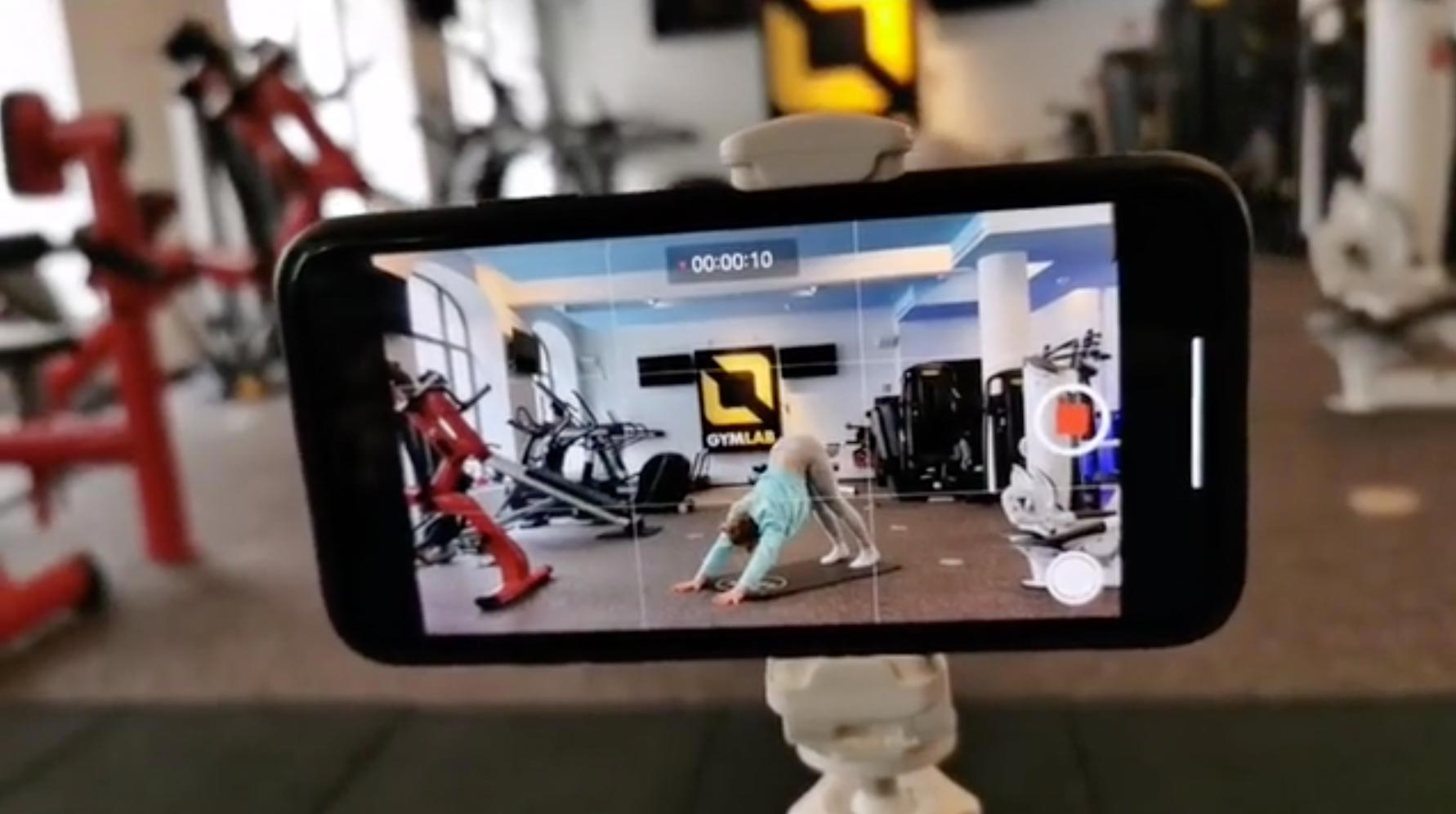 Titelbild: Home Workouts und Live-Videos