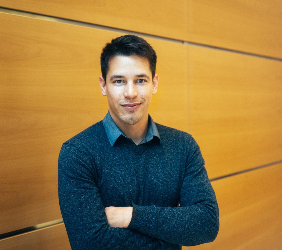 Ansprechpartner für Spanien: Martin Saldaño