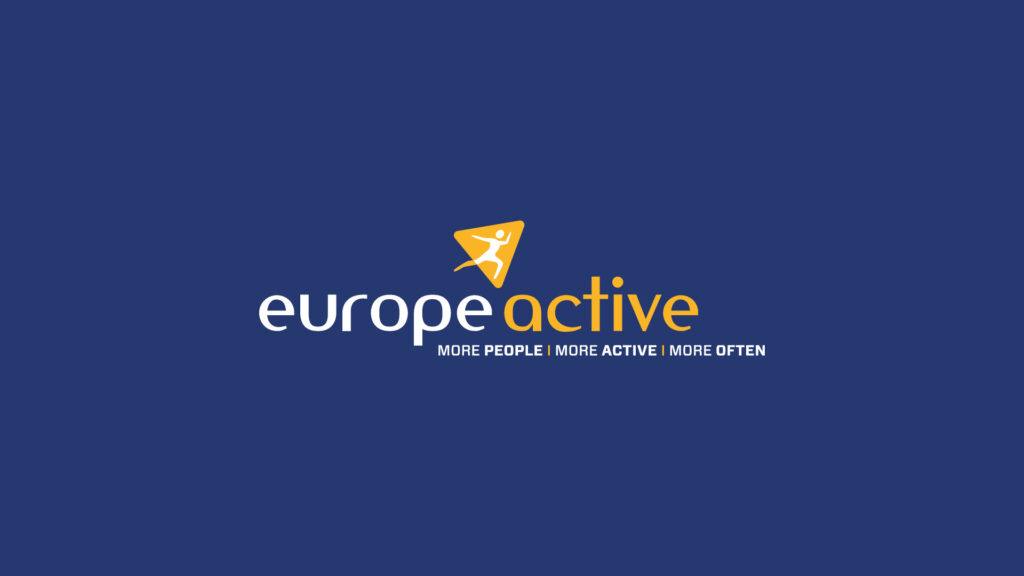 Europe Active y Sport Alliance juntos