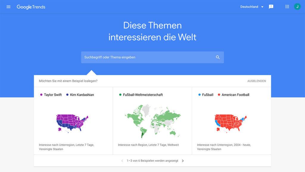 Bild: Google Trends
