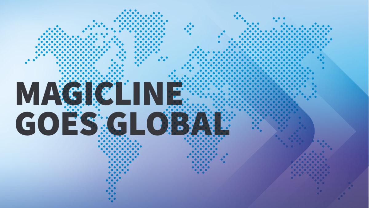 Magicline goes global