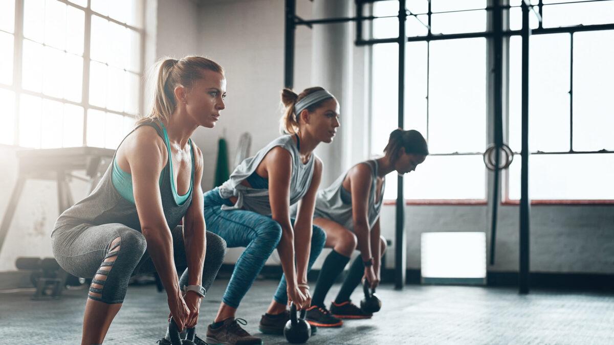 Menstrual cycle training
