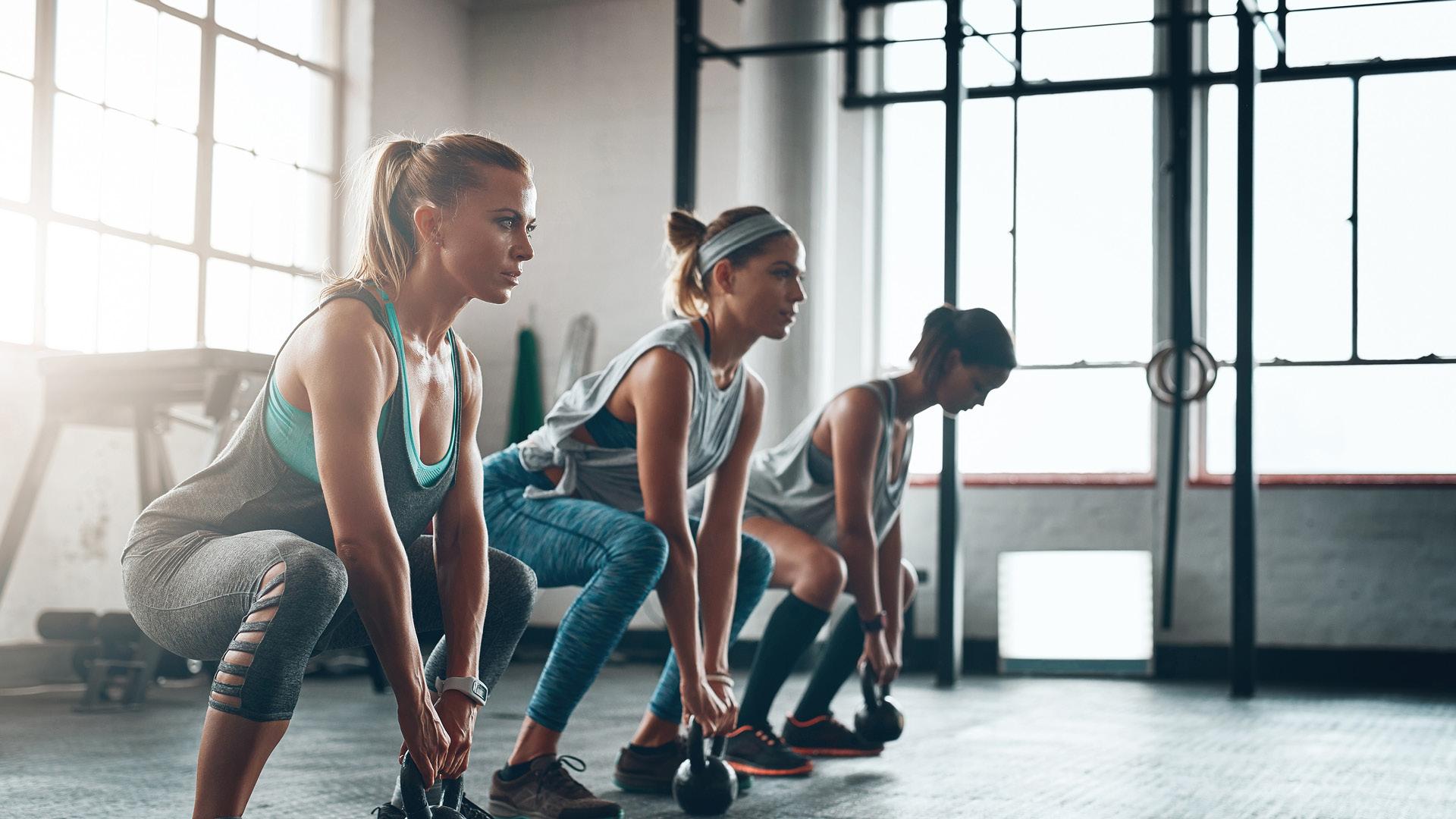 Zyklusbasiertes Training bei Frauen