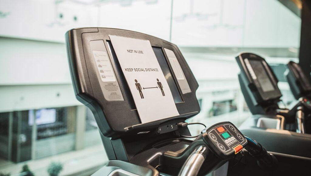 Image: Create distance between equipment