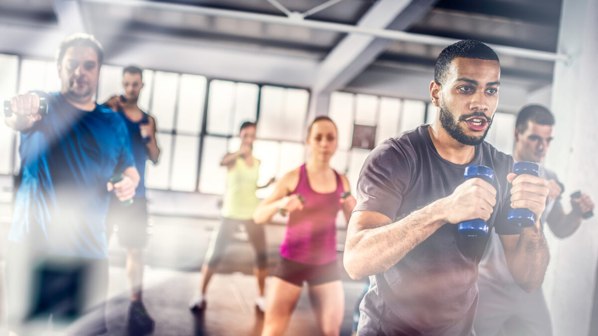 Aufwärtstrend in der Fitnessbranche