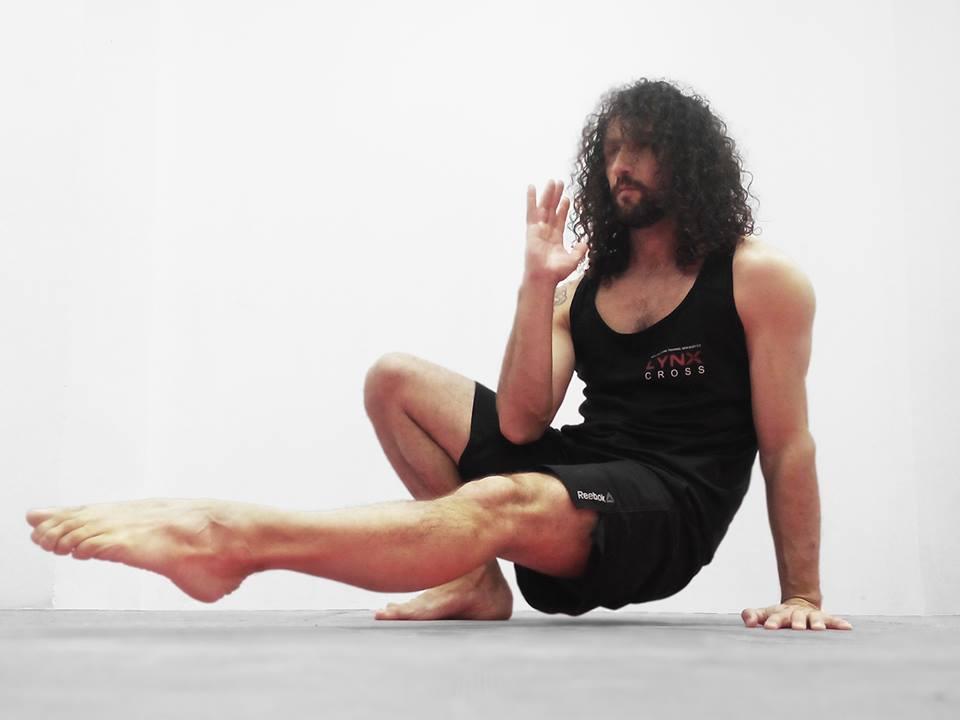Christian combina diversos ejercicios en sus métodos de entrenamiento