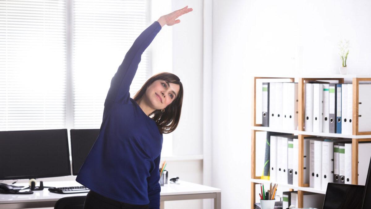 Tarik Bekrater ci para di salute sui luoghi di lavoro