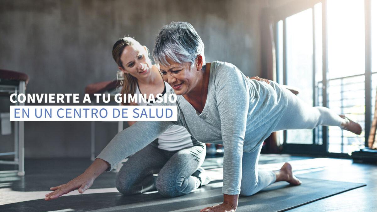 como convertir tu gimnasio en un centro de salud