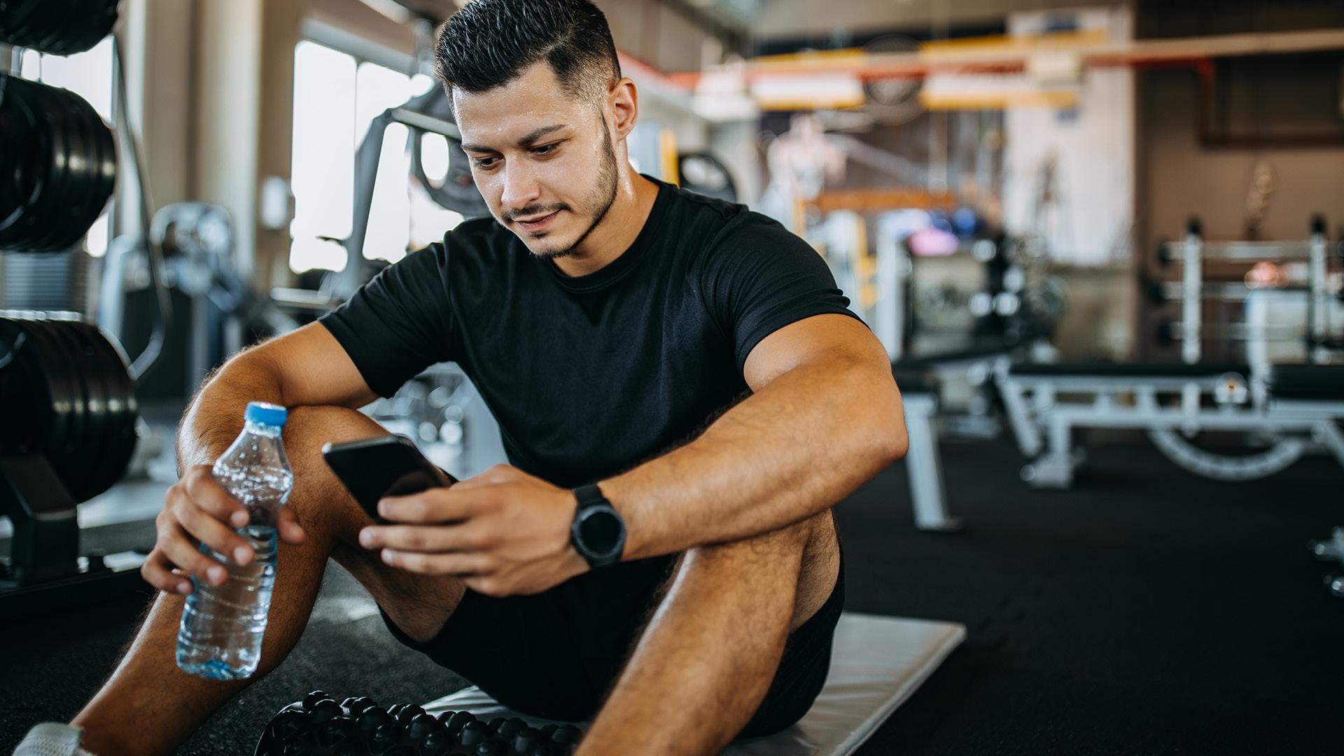 Reserva clases con app de tu gimnasio