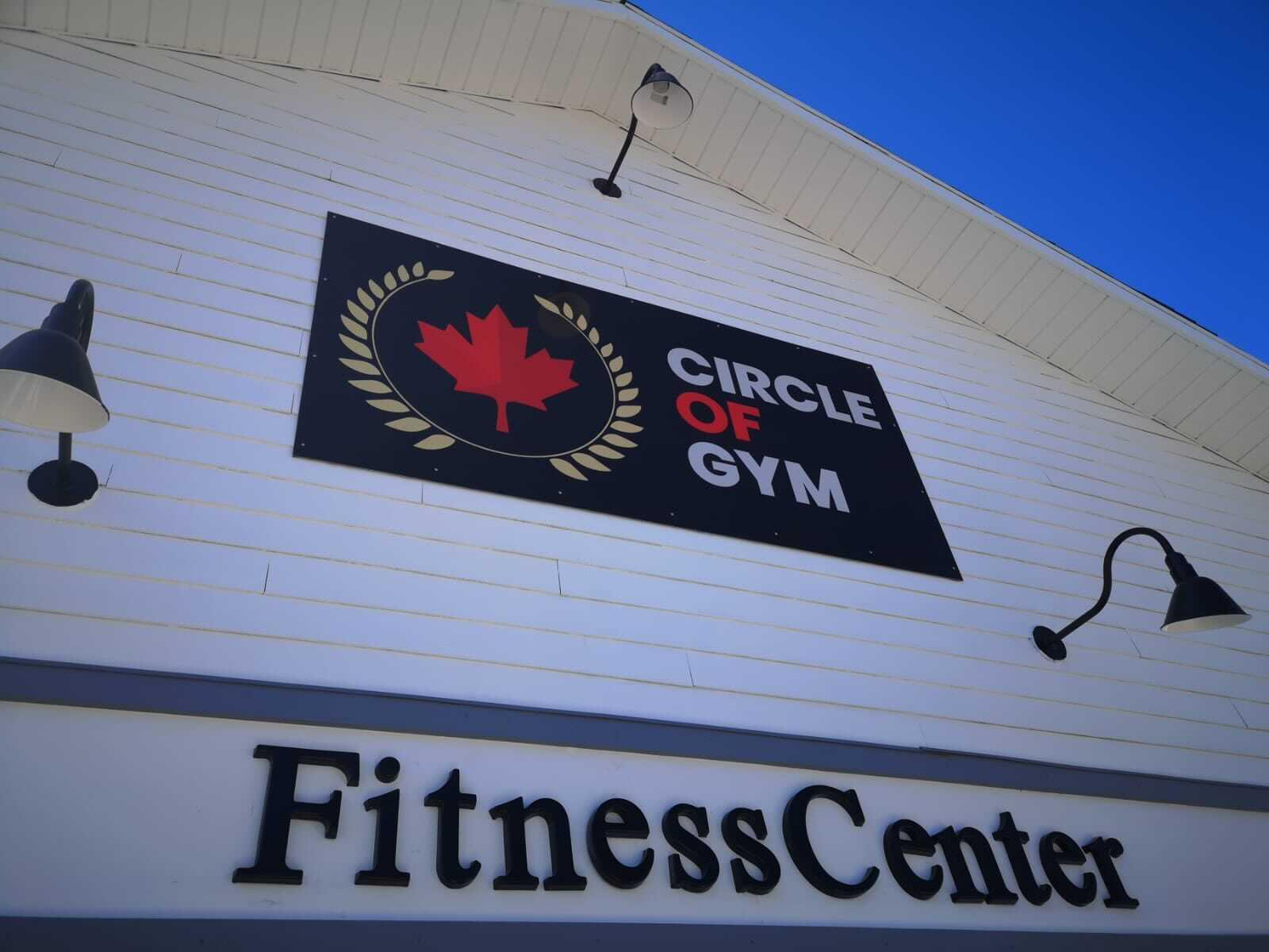 La palestra Circle of Gym